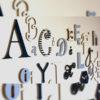 Linksmoji abecele – 9 mm storio