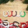 Kalėdinis papuošimas - Pasagelė