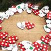 Kalėdinis/Valentino papuošimas - Širdelė