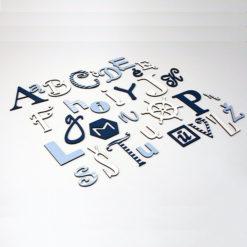 Abėcėlių ir skaičių rinkiniai